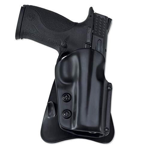 - Galco M5X Matrix for Ceska Zbrojovka CZ P-01 (Black, Right-Hand)