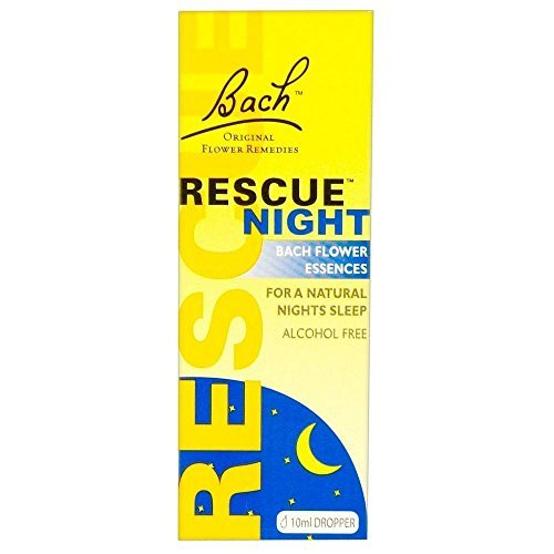 Bach Rescue Night (10ml) - Pack of 2 by Bach