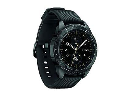 Amazon.com: Samsung Galaxy Watch (42mm) SM-R810NZKAXAR ...