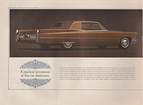 Cadillac Calais Coupe (1967 CADILLAC CALAIS COUPE in