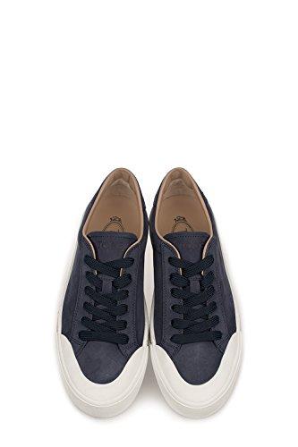 Tod's Sneakers Uomo XXM26A0T3305IPU820 Pelle Blu