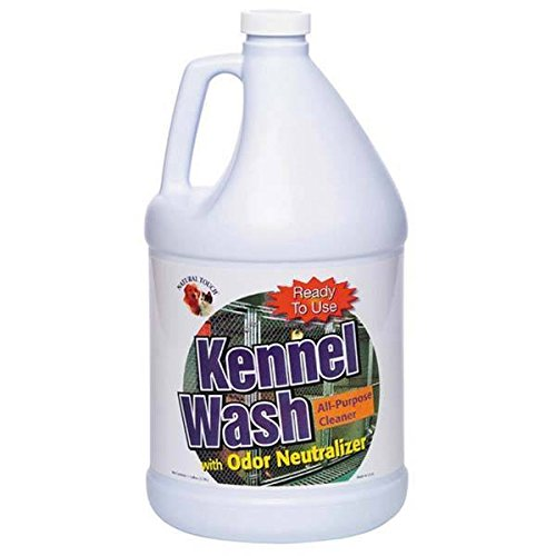 Nilodor Dog Kennel Wash All Purpose Cleaner Neutralizes Odor Biodegrable Eco Friendly (Gallon)