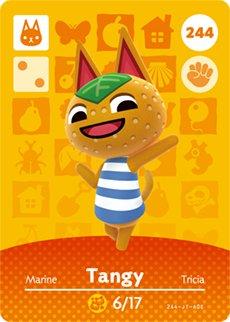 Tangy Nintendo Animal Crossing Designer 3ds