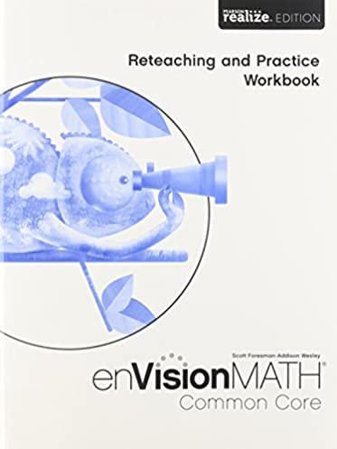 Envision Math Grade 5 Textbook Answer Key - schoolhouse ...
