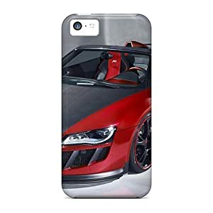 Iphone Cases - Cases Protective For Iphone 5c- Abt Audi R8 Gts Spyder '2011