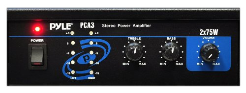 Review Home Audio Power Amplifier