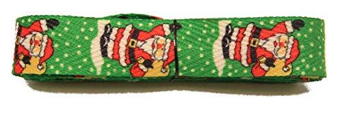 Foot Galaxy 45 Santa Christmas Printed Shoe Laces