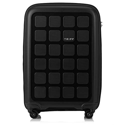 Tripp Black Holiday 6 Medium 4 Wheel Suitcase