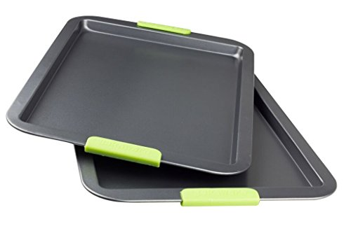 Intriom Nonstick Bakeware Silicone Handles product image