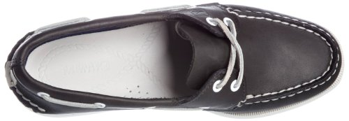 Sperry Top-sider O Clous Noirs Chaussures Bateau Marine Pour Femme Navy