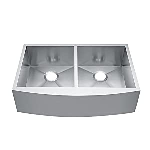 415k8I9faHL._SS300_ 75+ Beautiful Stainless Steel Farmhouse Sinks For 2020