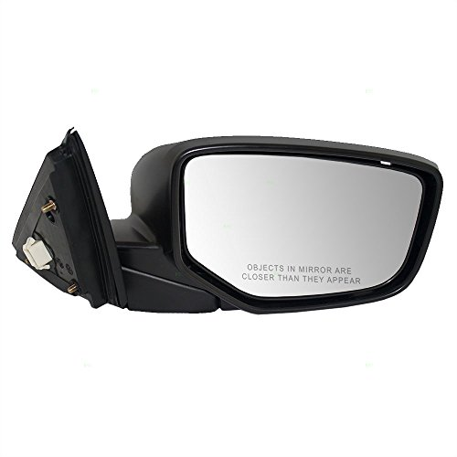 - Passengers Power Side View Mirror Replacement for Honda Coupe 76208-TE0-A01
