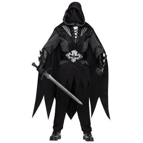 FunWorld Evil Knight Complete, Black/Grey, One Size Costume]()