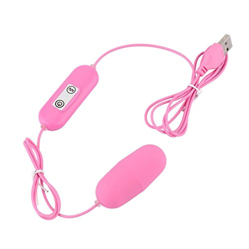 12 Adjustable Speed Modes Vibrating Egg USB Rechargeable Remote Control Jump Egg G-Spot Vibrator Sex Toys For Women Masturbate Pink