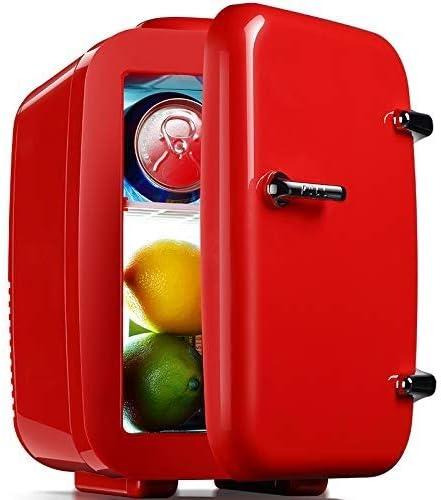 L.L.QYL Mini Nevera Mini refrigerador frigorífico Se enfría Se ...