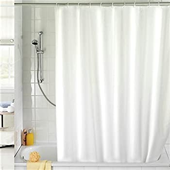 Marvelous Shower Curtain, Devilu0027s Faye Bath Curtain Liner Fabric Polyester Waterproof  Mold Mildew Resistant Bathroom Set