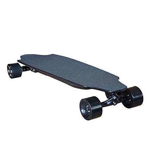 Q Dream 25 Mph Dual Motor 38 Inch Professional Electric Skateb