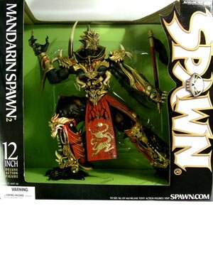 Spawn 12 Inch > Mandarin Spawn 2 Deluxe Action Figure