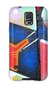 ENvlOin10779uqjmS Tpu Phone Case With Fashionable Look For Galaxy S5 - Graffiti