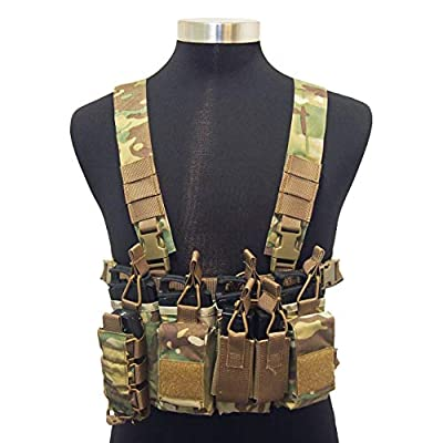 The Mercenary Company 223 Chest Rig