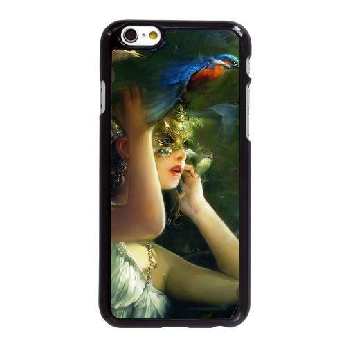 X0O78 précieux P2I3VK coque iPhone 6 Plus de 5,5 pouces cas de couverture de téléphone portable coque noire HX3ITX8QE