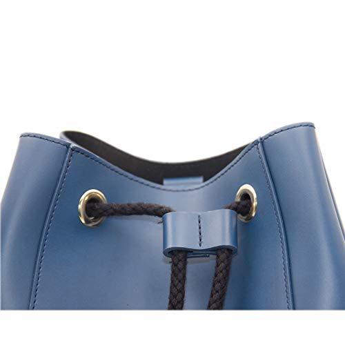 au pour Sac BOLSOS Femme à Dos Main Bleu AVG porté qnXHx0Swq5
