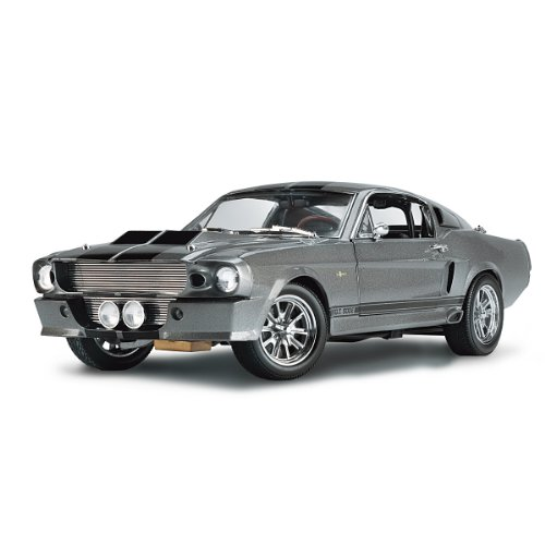 1:18-Scale 1967 Shelby Mustang GT500E Eleanor Diecast Car With Authentic Details - By The Hamilton Collection