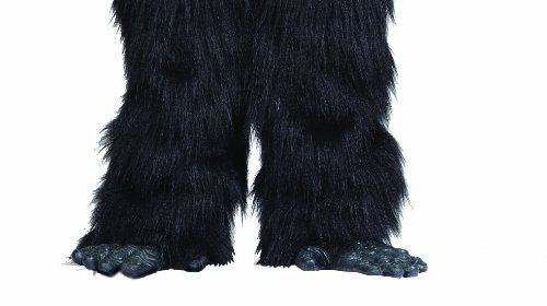 RG Costumes Men's Latex Gorilla Feet