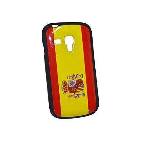 Carcasa de Gel bandera España para Samsung Galaxy S3 MINI ...