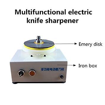 Pulidora eléctrica Afilador de cuchillos de cocina Tijeras de ...