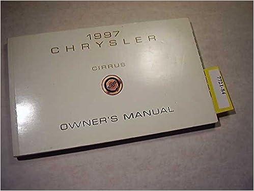 Chrysler cirrus 1995 1996 1997 1998 1999 2000 service repair manual f….
