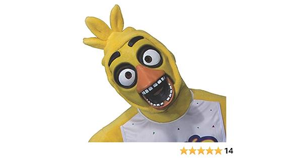 Rubie/´s 300539NS Multicolore Official Fortnite Brainiac Mask Costume Ragazzi