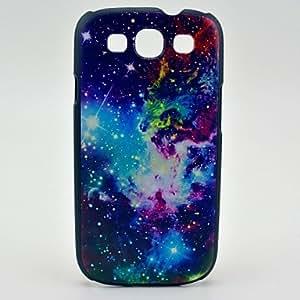 Shinning Aliens Pattern Hard Case for Samsung Galaxy S3 I9300