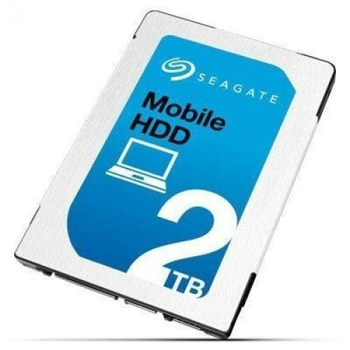 (Old Model) Seagate 2TB Laptop HDD SATA 6Gb/s 128MB Cache 2.5-Inch Internal Hard Drive (ST2000LM007) (Renewed) ()