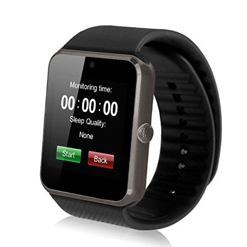 Original GT08 Reloj Inteligente Smartwatch Android negro ...