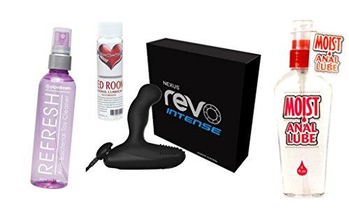 gift-set-of-nexus-revo-intense-vibrating-rotating-prostate-massager-black-usb-charger-2-lubricants-a