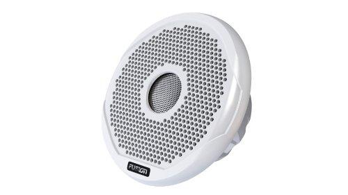 Fusion Marine (Fusion Electronics MS-FR6021 Marine 2-Way Full Range Speakers, 200W, Pair)