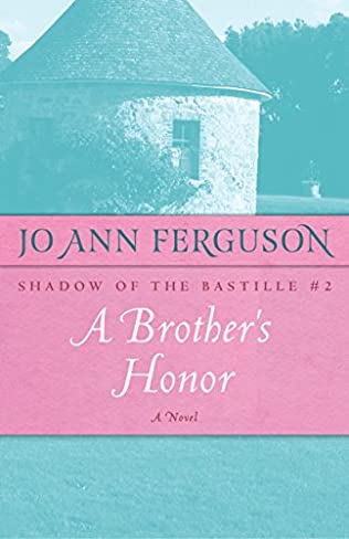 book cover of A Brother\'s Honour