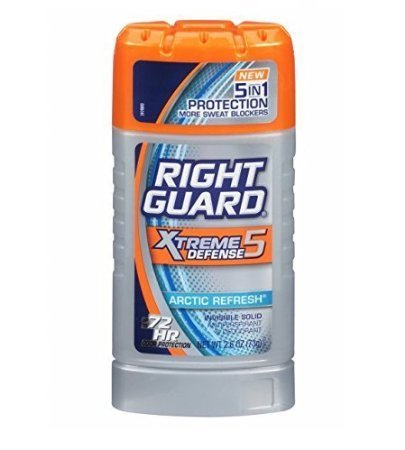 right-guard-xtreme-defense-5-antiperspirant-deodorant-stick-arctic-refresh-26-ounce-pack-of-6