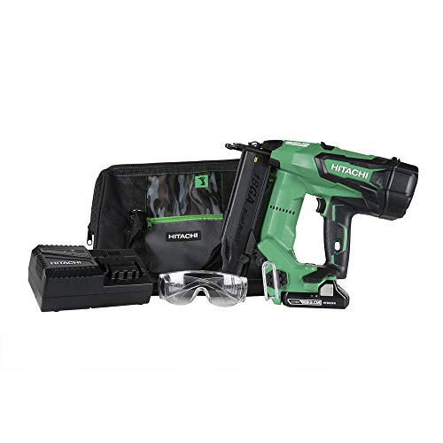 Hitachi NT1850DE Hitachi NT1850DE 18V Brushless 18 Gauge Brad Nailer (Renewed)
