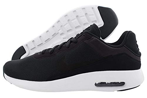 Nike air max Modern Essential Mens Running Trainers 844874 Sneakers Shoes (8.5 D(M) US, Black Anthracite White 001) (Mens Nike Air Max Modern Flyknit Running Shoes)
