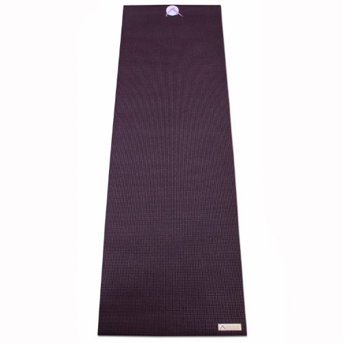 Aurorae Classic Thick 6mm Yoga Mat with Free Non Slip Rosin