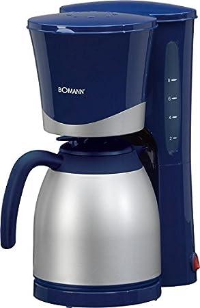 Cafetera con 870 W (Cafetera automática, para aprox. 10 tazas ...