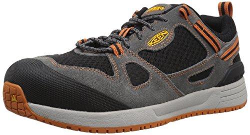 Black m Springfield KEEN Utility Industrial Boot Men's Magnet twqZqT0
