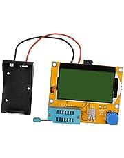LCR-T4 - Medidor ESR para transistor de diodo, triodo, capacitancia SCR, inductancia 328, pantalla LCD, MOS, PNP, NPN