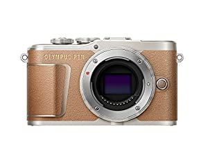 Olympus PEN E-PL9 body with 3-Inch LCD