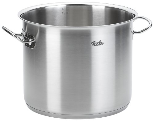 Fissler FIS1407 Original Pro Collection High Stew Pot, 14.8 Quart, Stainless Steel