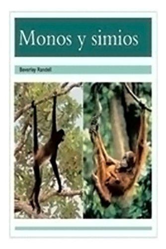 Read Online Rigby PM Coleccion: Individual Student Edition turquesa (turquoise) Monos y simios (Monkeys and Apes) (Spanish Edition) pdf epub