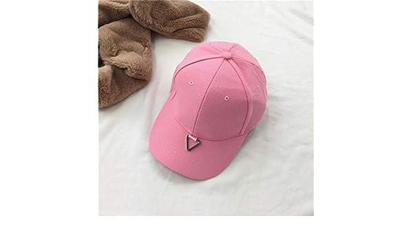 zhuzhuwen Sombrero, Color Caramelo, Gorra de béisbol Femenina ...