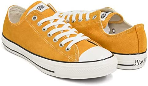 SUEDE ALL STAR US OX [スエード オールスター ユーエス オックス スウェード] GOLD (1CL708) 31302070